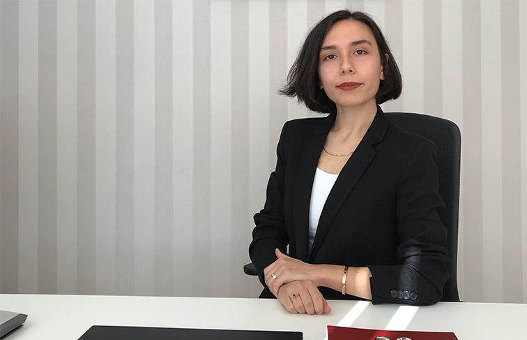 Stj. Avukat Tuğba Güvenç Çimen